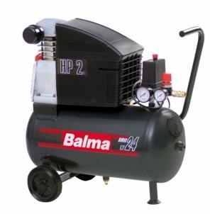 Tiesioginės pavaros kompresorius BALMA Sirio 241 Stūmokliniai oro kompresoriai