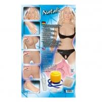 Tikroviška sekso lėlė Natalie Piepūšamā sekss lelle