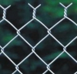 Galvanized mesh GALVEX 2,5x50x50x1,8 Fences nets weave galvanized