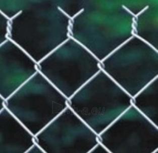 Tinklas cinkuotas GALVEX 2x50x50 mm 1,5 (15m, 22,5 kv/m) Žogi tīklus aust cinkota