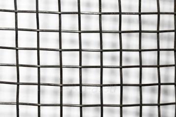 Mesh tvoros, cink. virintas, 13mmx13mmx5mx1,0m (0,9mm) Fences nets welded galvanized