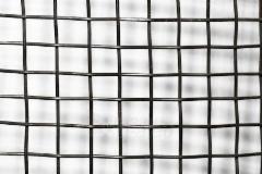 Mesh tvoros, cink. virintas 13mmx13mmx25mx1,0m (0,9mm) Fences nets welded galvanized