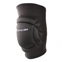 Tinklininko kelio apsaugos Spokey SECURE, juodos, XL dydis Tinklinio apranga, apsaugos