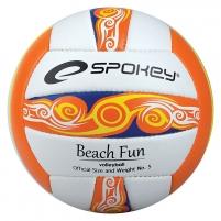 Tinklinio kamuolys Beach Fun, orange size 5