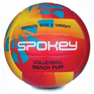 Tinklinio kamuolys Beach Fun raudonas
