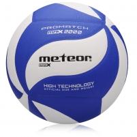 Tinklinio kamuolys METEOR MAX 2000 white-blue