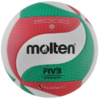 Tinklinio kamuolys Molten V5M5000 -FiVB Volleyball balls