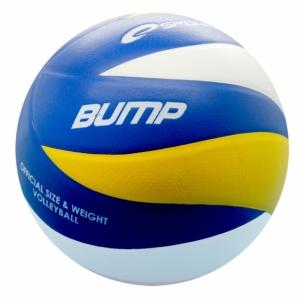 Tinklinio kamuolys Spokey BUMP II Blue
