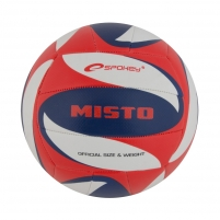 Tinklinio kamuolys Spokey MISTO Raudona- balta- mėlyna Volejbola bumbas
