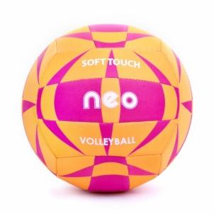 Tinklinio kamuolys Spokey NEO SOFT, oranžinis