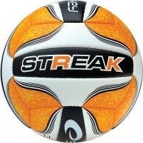 Tinklinio kamuolys Spokey STREAK II, Žalia