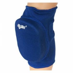 Tinklinio kelio apsaugos Allright Proline mėlynos Tinklinio apranga, apsaugos