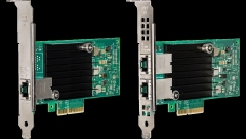Tinklo plokštė Intel Ethernet Controller X550-T2 Dual Port Tinklo plokštės