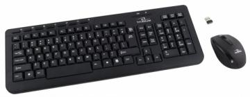 TITANUM TK104UE ORLANDO-Rinkinys:Bevielė klaviatūra+Pelė USB|2.4 GHz ukrainiečių