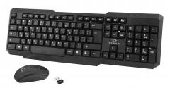 TITANUM TK108 MEMPHIS - Rinkinys: Bevielė klaviatūra + Pelė USB | 2.4 GHz