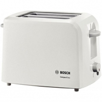 Toaster BOSCH TAT-3A011 White