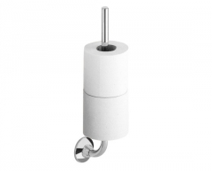 TOILET PAPER HOLDER WITH SPARE