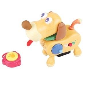 TOMY 3878 Busy puppy Muzikiniai žaislai