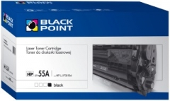 Toner Black Point LBPH55A | Black | 8000 p. | HP CE255A