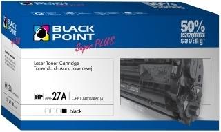 Toner Black Point LBPPH27A | Black | 7800 p. | HP C4127A