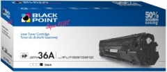 Toner Black Point LBPPH36A | Black | 2700 p. | HP CB436A