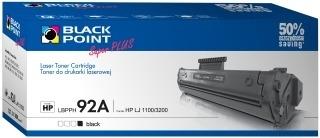 Toner Black Point LBPPH92A   Black   3600 p.   HP C4092A