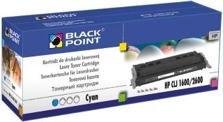 Toner Black Point LCBPH1600C | Cyan | 2000 p. | HP Q6001A