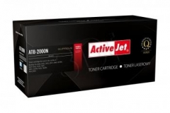Toneris ActiveJet AT-2000N | Black | 2500 psl | Brother TN-2000