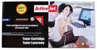 Toneris ActiveJet AT-24NX | Black | 4500 psl | HP Q2624X