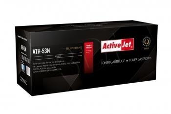 Toneris ActiveJet AT-53N | Black | 3500 psl | HP Q7553A