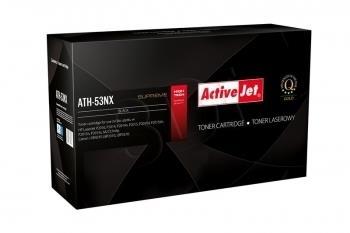 Toneris ActiveJet AT-53NX   Black   7900 psl   HP Q7553A