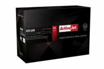 Toneris ActiveJet AT-64N | Black | 10000 psl | HP CC364A