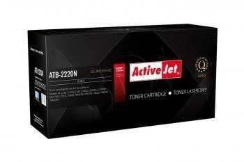 Toneris ActiveJet ATB-2220N | black | 2600 str. | Brother TN-2220, TN-2010