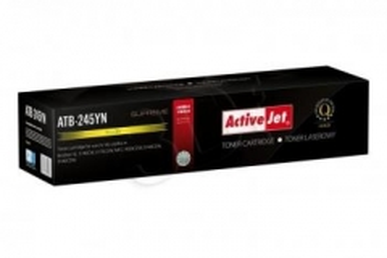Toneris ActiveJet ATB-245YN | yellow | 2200 str. | Brother TN-245Y