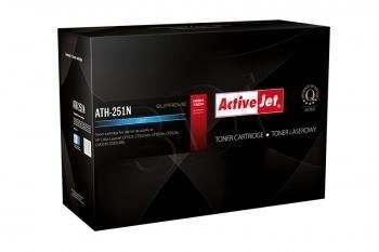 Toneris ActiveJet ATH-251N | Cyan | 7000 str. | HP HP CE251A (504A), Canon CRG-7