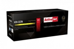 Toneris ActiveJet ATH-322N | Yellow | 1300 str. | HP HP CE322A (128A)