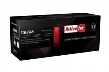 Toneris ActiveJet ATH-85AN | black | 1600 str. | HP HP CE285A (85A), Canon CRG-7