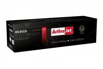 Toneris ActiveJet ATO-B431N   black   10000 str.   OKI 44574902