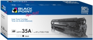 Toneris Black Point LBPPH35A   Black   2200 p.   HP CB435A