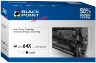 Toneris Black Point LBPPH64X | Black | 27000 p. | HP CC364X