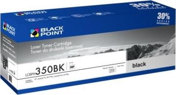 Toneris Black Point LCBPH350BK | juodas | 1300 pp. | HP CF350A