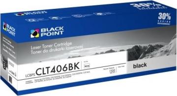 Toneris Black Point LCBPSCLT406BK | juodas | 1500 pp. | Samsung CLT-K406