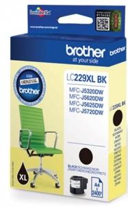 Toneris BROTHER LC-229XLBK TONER S.HIGH BLACK
