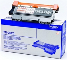 Toneris BROTHER TN-2220 TONER BLACK 2600P
