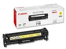 Toneris Canon CLBP718 Y | LBP7200/LBP7210/ LBP7660/ LBP7680