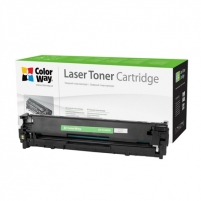 Toneris ColorWay toner cartridge for HP CB540A (125A); Canon 716BK