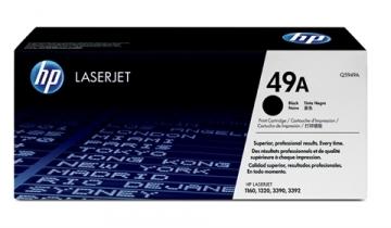 Toneris HP black | 2500psl | LaserJet1160/1320