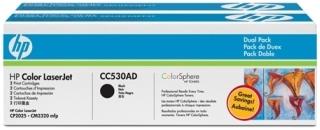 Toneris HP black   3500psl   Color LaserJet CP2025/CM2320