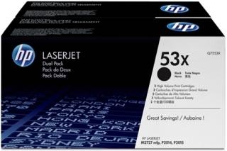 Toneris HP dual pack | 2x7000psl | LJP2015