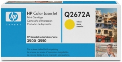 Toneris HP yellow | 4000psl | CLJ 3500/3550 Toners and cartridges